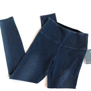 Lysse high waist denim leggings NWT